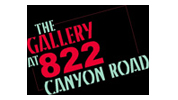 The gallery at 822 canyon road