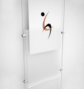 Acrylic Pocket Displays