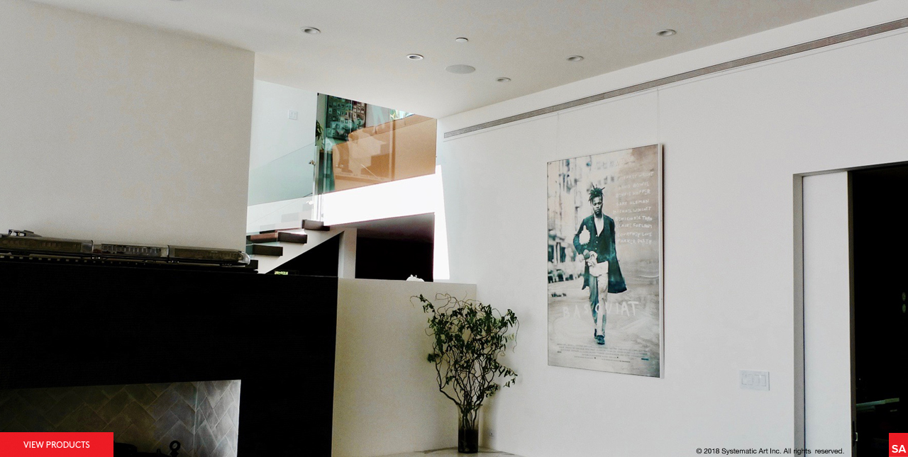 Art Picture Hanging Systems Gallery Display House Wiring Rail System