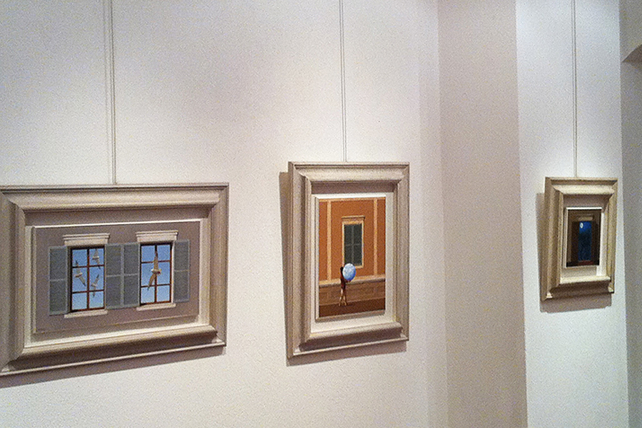 Picture Hanging Systems Art Gallery