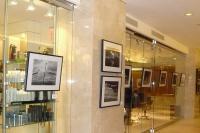 Slim-Line:  Ceiling Mounted - Art Hanging System